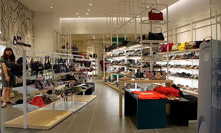 鞋包专卖店设计方法 鞋包专卖店的设计基本要求